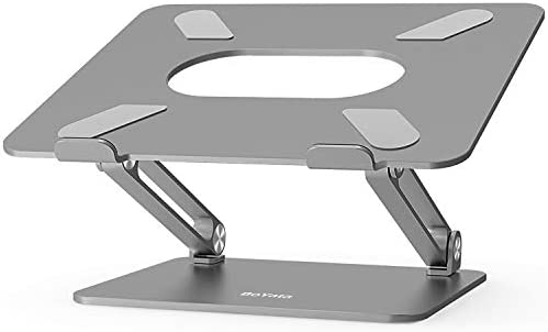 Laptop Stand Boyata Laptop Holder Multi Angle Stand with Heat Vent to Elevate Laptop Adjustable product image