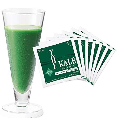 キューサイ青汁 ザ・ケール 冷凍タイプ6セット/(90g×7袋)×6 国産ケール100%青汁