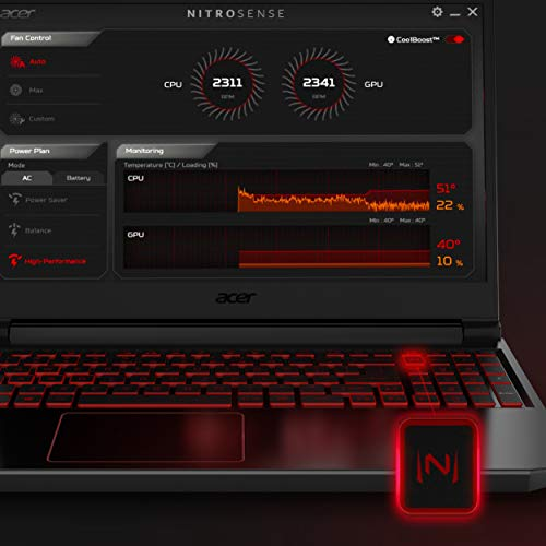 Acer Nitro 7 Gaming Laptop, 15.6