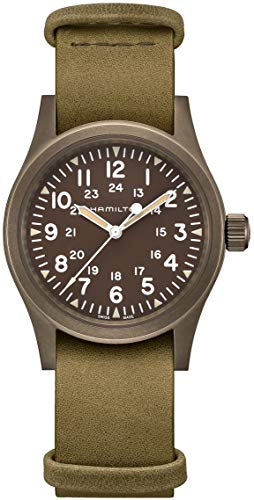 Reloj Hamilton Khaki Field Mechanical H69449861