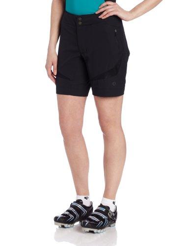 PEARL IZUMI Women's Rev Shorts, Black, X-Small