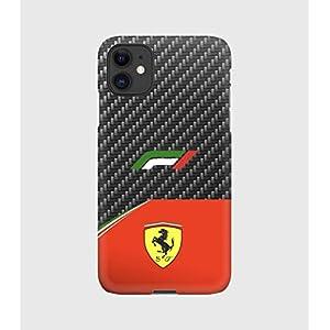 Carbon F1 Ferrari Handyhülle für iPhone 12, 12 mini, 12 pro, 12 pro max, 11, 11 pro, 11 pro max, X, XS, X max,XR, 8, 7…