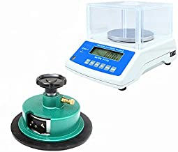 CGOLDENWALL Textiel vierkant 0,01 g gewichtsmeter precisieweegschaal elektronische weegschaal digitale analyseweegschaal m...