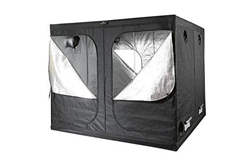 Hydroponics Grow Light Tent 240 x 240 x 200 cm - Senua