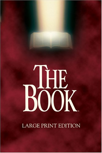 Book-Nlt-Large Print (The Book)