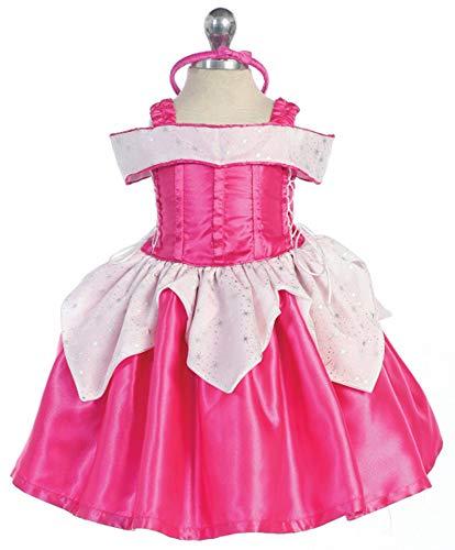 Bijan Kids 013 Princess Aurora Dress (24 Months)