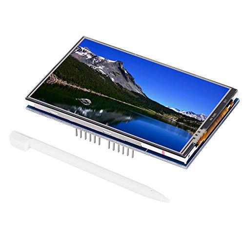 3.5 Pulgadas TFT LCD Módulo de Pantalla Resolución 480x320 Soporte HD para Arduino UNO y Mega 2560 Board DIY Toque/Panel no táctil Enchufe de Tarjeta SD(Toque)