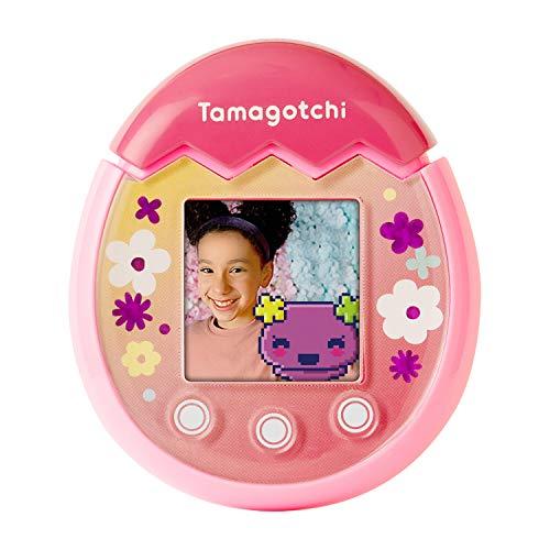 Tamagotchi Pix - Floral (Pink) (42901)