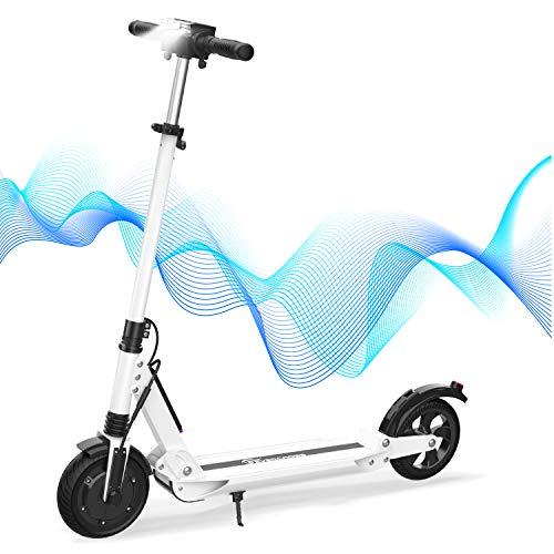 HITWAY Elektroroller E-Scooter Zusammenklappbarer Roller mit 3 Geschwindigkeitsmodi Bis zu 30 km/h | 7,8 A Li-Ionen-Akku | 700W | LCD-Display | Für Erwachsene und Kinder
