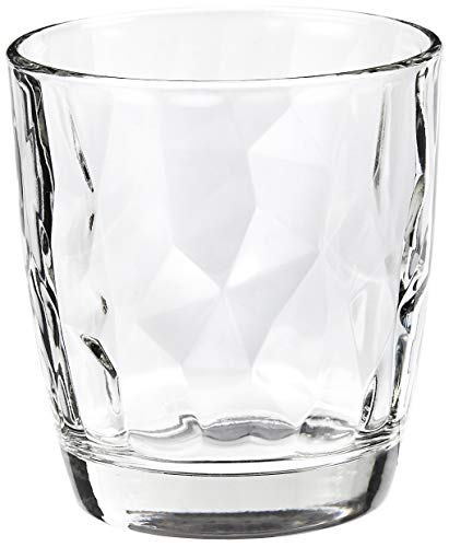 Diamond Transparente–unidades 6vasos agua cl. 30,5Art. 3.50200