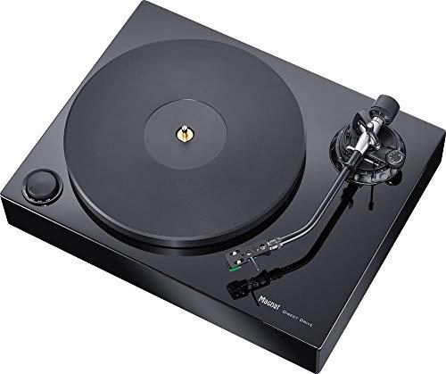 Magnat MTT 990 Audiophiler Direct-Drive-Plattenspieler Turntable Giradischi