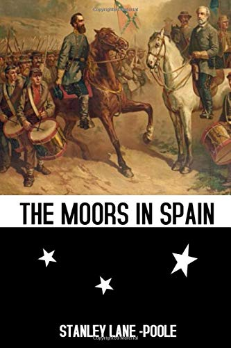 The Moors in Spain: New Print With ilustration