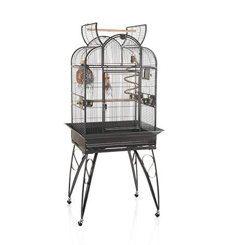 Montana Cages ® | Sittichkäfig Käfig, Voliere, Vogelkäfig Havana - Antik