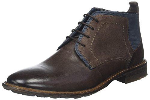 LLOYD Herren Dingo Klassische Stiefel, Braun (Ebony/Tobacco/Pacific 2), 40.5 EU