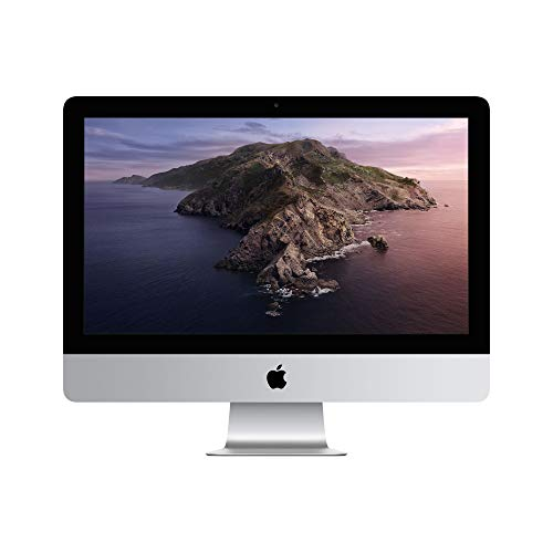 "Neu Apple iMac (21, 5"", mit Retina 4K Display, 3, 6 GHz Quad‑Core Intel Core i3 Prozessor der 8. Generation, 1 Tb)"