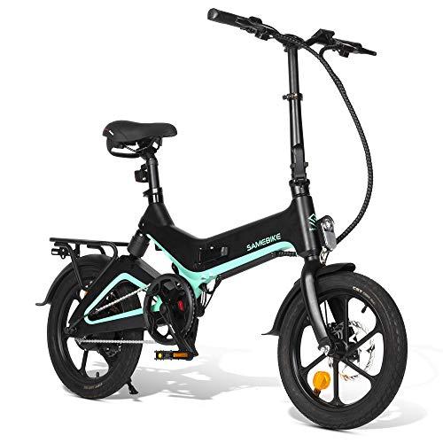 Wodeni Elektrische vouwfiets, fietsschijf, draagbaar, verstelbaar, voor fietsen, outdoor