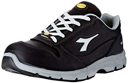 Utility Diadora - Zapato de Trabajo Run II Low S3 SRC ESD para Hombre y Mujer (EU 43)