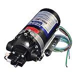 Shurflo Bomba de Presión de Agua 230V 5,4 litros/Minuto/Trasvase - Extracción - Industrial 8090-902-248