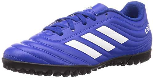 adidas Copa 20.4 TF, Scarpe da Football Uomo, Blu (Azurea Ftwbla Azurea), 45 1/3 EU