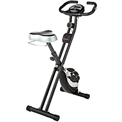 e7588f0130e Designed for persons not more 220 lbs in weight, the Ultega F-Bike is  another model you can count on if all you need is an upright foldable  exercise bike.