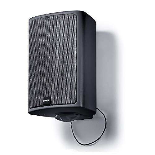 Canton Pro X.3 Universal In-/Outdoor-Lautsprecher (Musikbelastbarkeit 100 Watt) - Schwarz