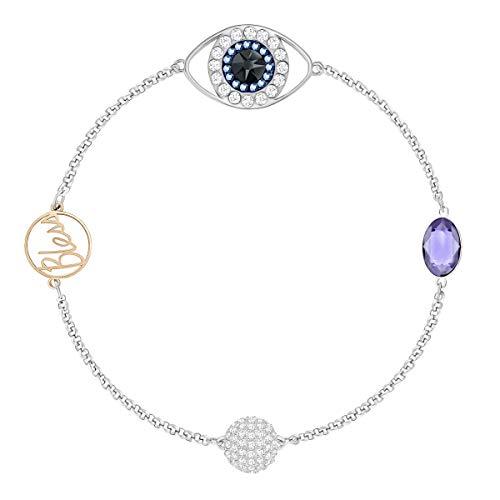 Swarovski Remix Collection Armband, Damenarmband mit Funkelnden Kristallen