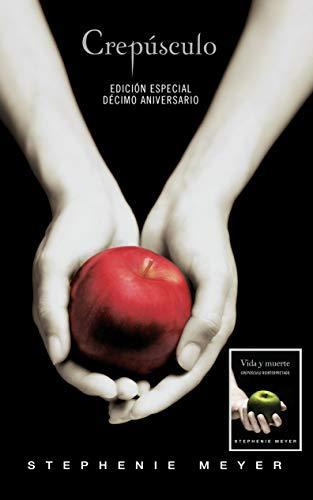 Price comparison product image Crepúsculo. Décimo Aniversario. Vida y muerte / Twilight Tenth Anniversary. Life and Death (Dual Edition) (La Saga Crepusculo / The Twilight Saga) (Spanish Edition)