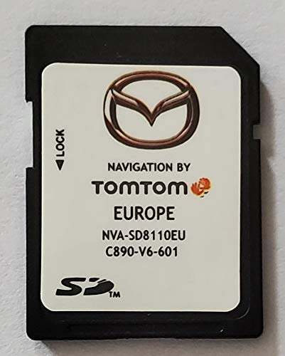 SD-Karte Europa 2016 – Mazda NB1 – NVA-SD8110EU