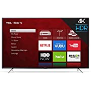 "65"" 4k Uhd 120hz Roku Smart Tv"