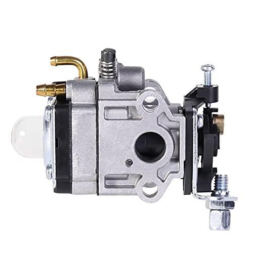 MEQNOIG Kit de reacondicionamiento del carburador Carb de 10 Mm con Junta para Recortadora Fit for Echo SRM 260S 261S 261SB PPT Pas 260261 BC4401DW