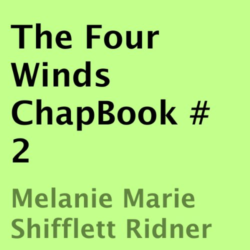 The Four Winds ChapBook, Book 2 cover art