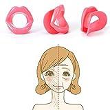 dekawei Silikon Gummi Gesicht schlanker Mund Muscle spannbandschlüssel Anti-Aging Anti-Falten...