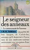 SEIGNEUR DES ANNEAUX T1