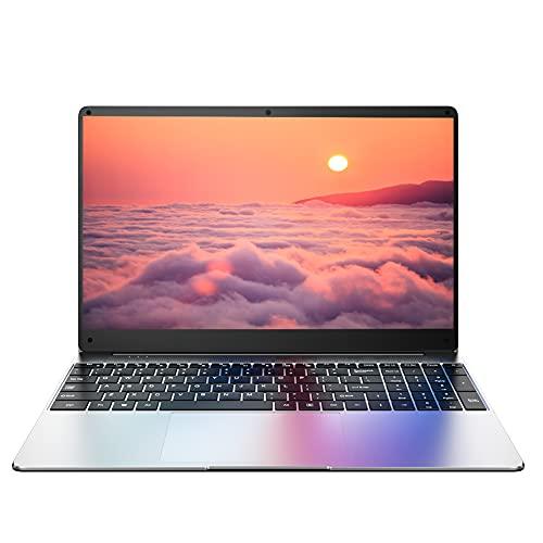 15,6 Zoll Notebook, Laptop, Computer PC, J4115 Quad Core CPU, Windows 10 Pro Betriebssystem, 8GB RAM, 128GB ROM , 1920 x 1080 IPS HD Display, 2MP Webcam, Ultradünner Laptop, Y16