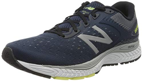 New Balance Herren MSOLV D Cross-Laufschuh, Navy Blue