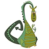 Sizzix 665361 - Set de Troqueles Thinlits 9PK Rupert Colorize by Tim Holtz