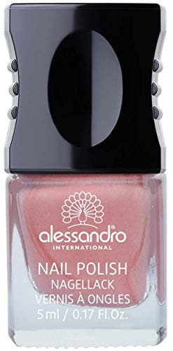 alessandro Nagellack Cozy by the fire - Altrosa, 1er Pack(1 x 5 milliliters)