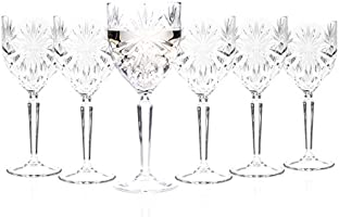 RCR 26325020006 Oasis vinglas av kristall, set med 6