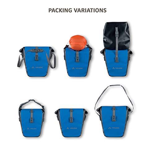 VAUDE Aqua Back Single hinterradtaschen, blue, Einheitsgröße - 8
