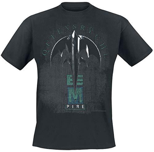 Queensryche Empire 30 Years T-Shirt schwarz L