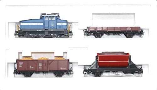 Märklin H0 94425 Güterzug-Packung Diesellok DHG 500 + 3 Güterwagen Digital Neu