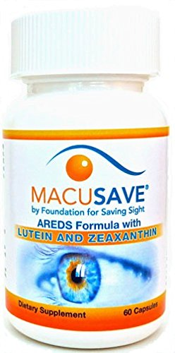 MacuSave AREDS Formula Complete Supplements