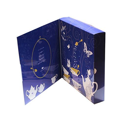 ManorHouseKay'が厳選する オリジナルブレンドティー24選 『The Tea Book』