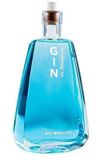 7. Mallorca – Ginebra azul de 700 ml con 40% de alcohol