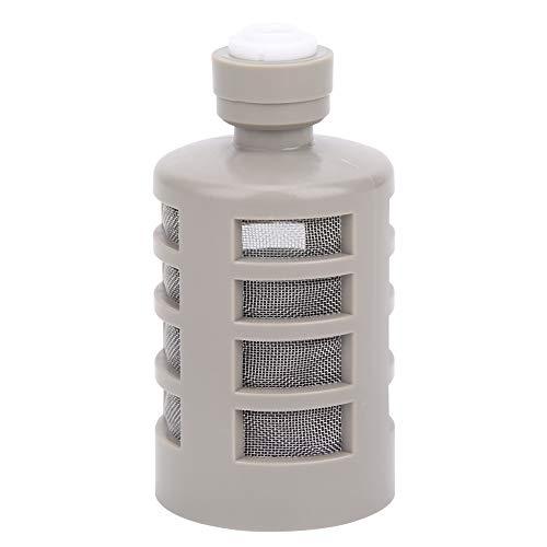 Redxiao 1.6X1.6X3.1In Bewässerungsfilter, Sprühfilter, Bewässerungsfilter Sicher geschmacklose Garten-Tolit-Wassertanks für Leitungswasser