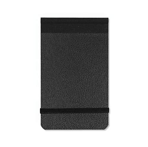 Confezione da 2 Easynote colore pastello Multi taccuino tascabile con superficie morbida