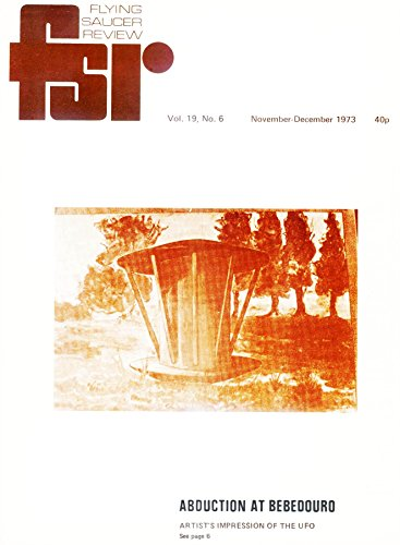 Flying Saucer Review - Vol. 19, N. 6: November-December 1973 (FSR) (English Edition)