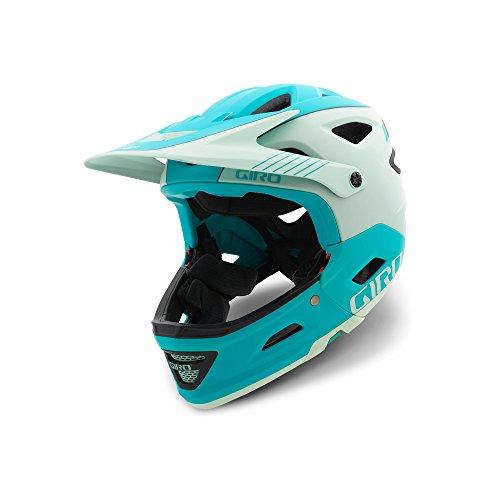 Giro Switchblade MIPS Dirt/MTB Casco de Ciclismo, Unisex Adulto, Menta Mate/Glaciar, Large (59-63 cm)