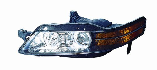 07 acura tl headlight assembly - 1
