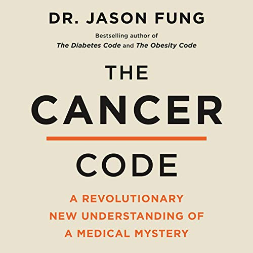 The Cancer Code audiobook cover art
